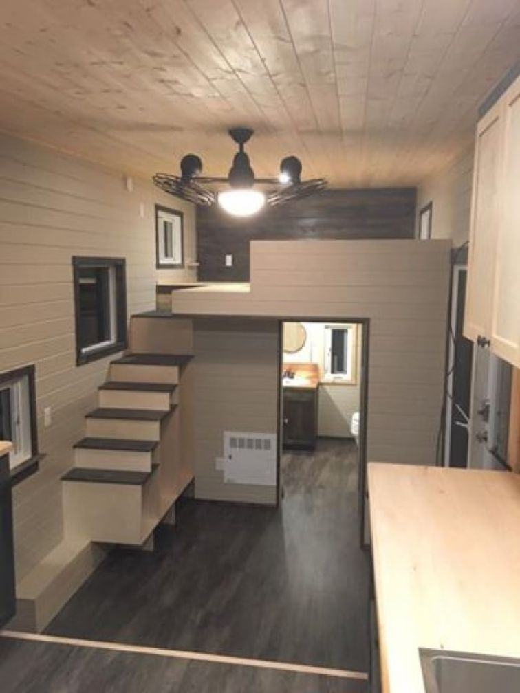 Tiny house on the run: Couple's journey to find a home for their ...
