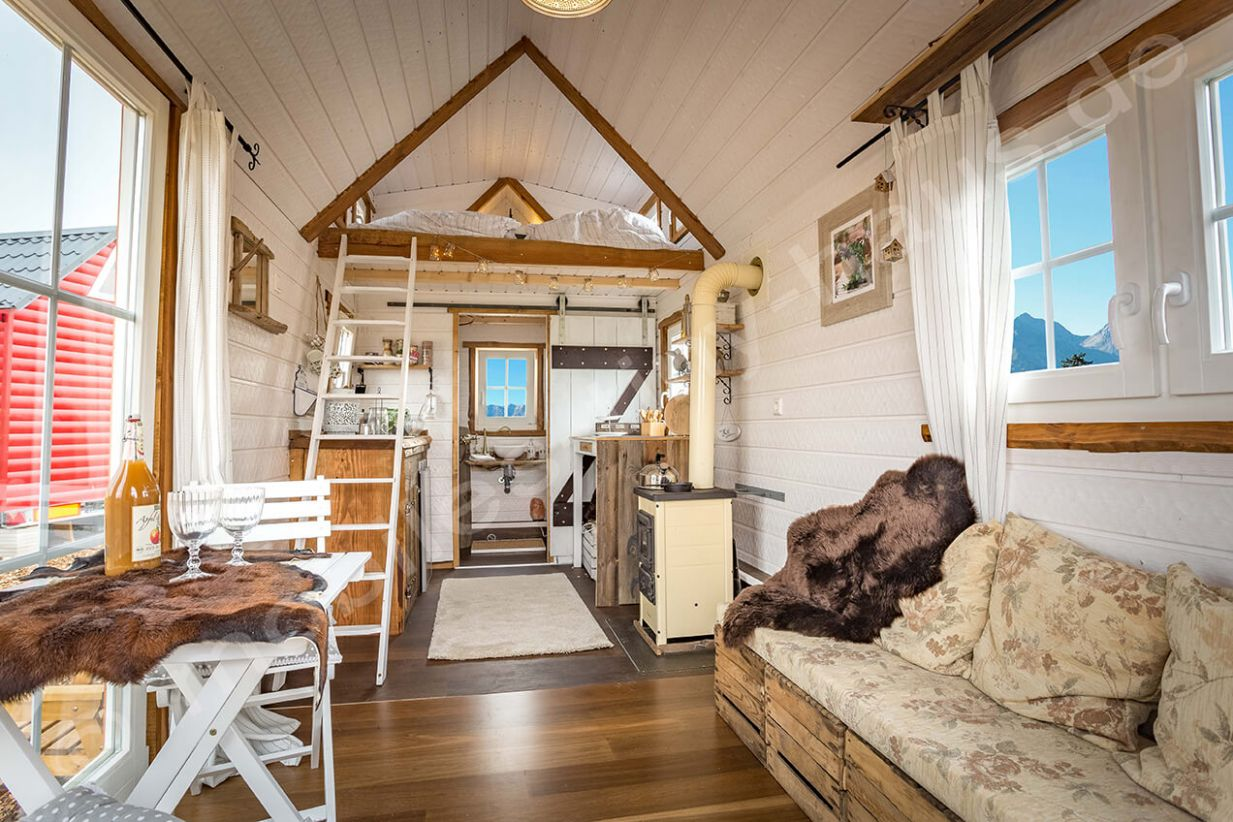 Tiny House prices & features | Mobiles Tiny House