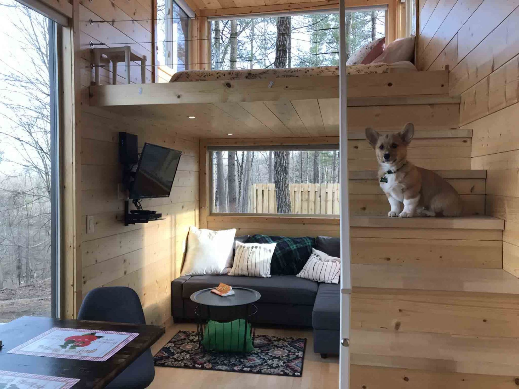 Tiny House Rental Catskills | Gallery - tiny house resort
