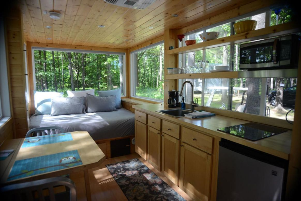 Tiny House Resort in Greene County has big plans | Local News ..