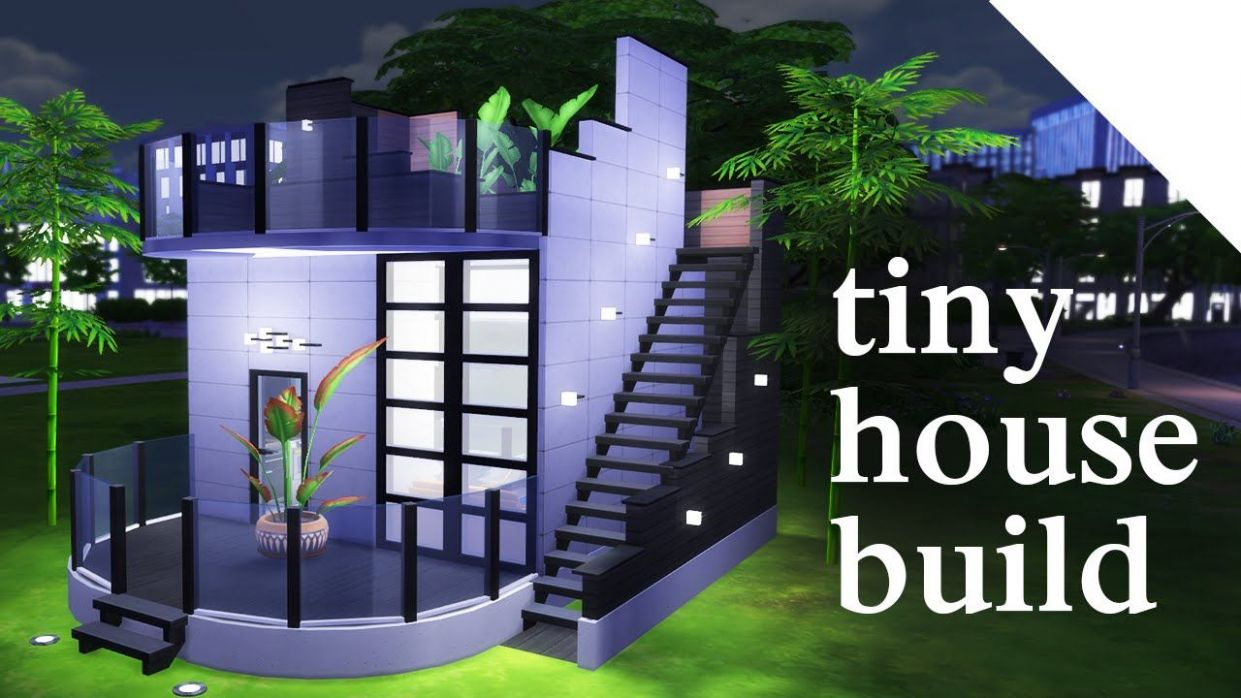 Tiny House - The Sims 11 Build (With images) | Sims house, Sims 11 ..