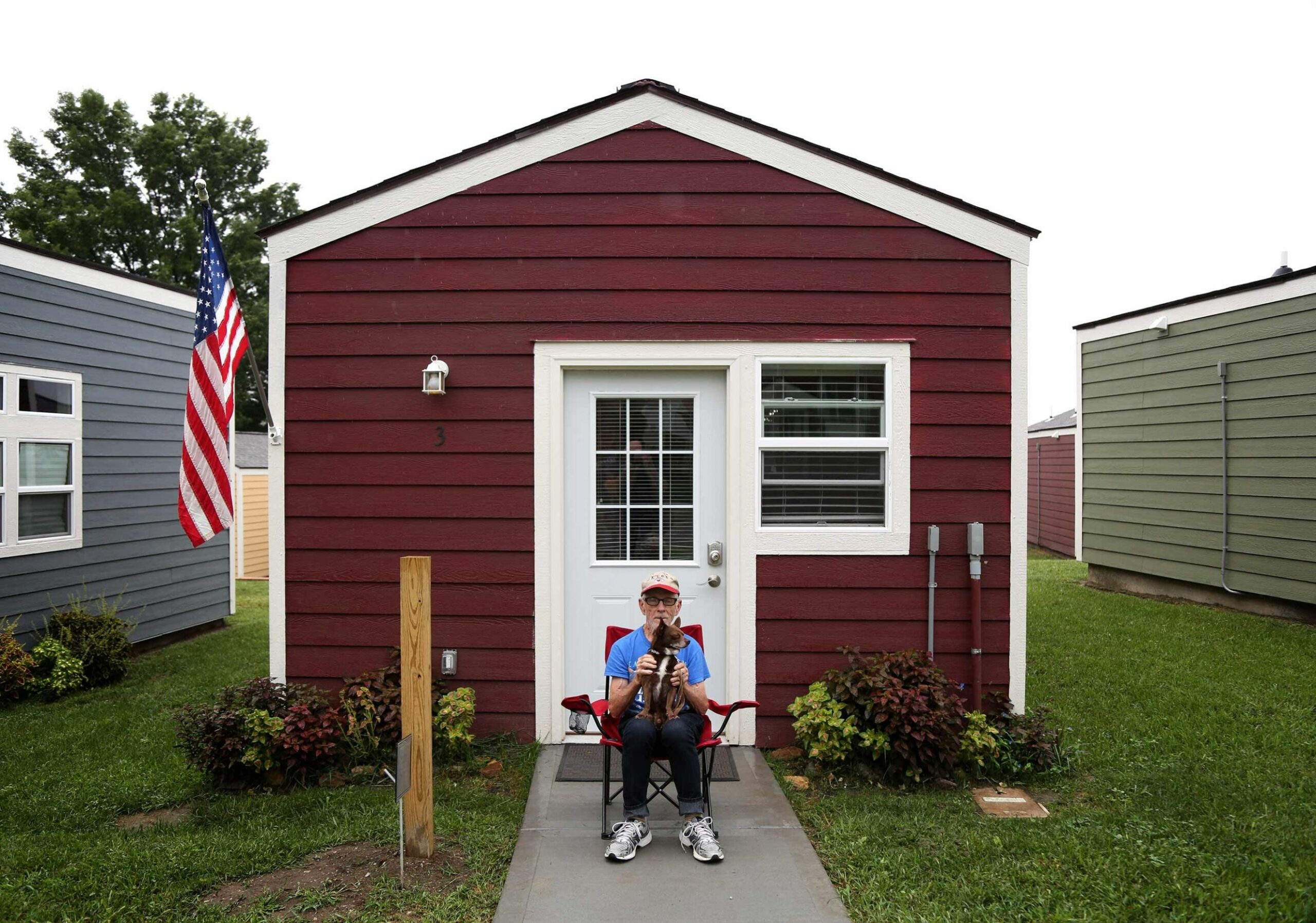 Tiny houses multiply amid big issues as communities tackle ...