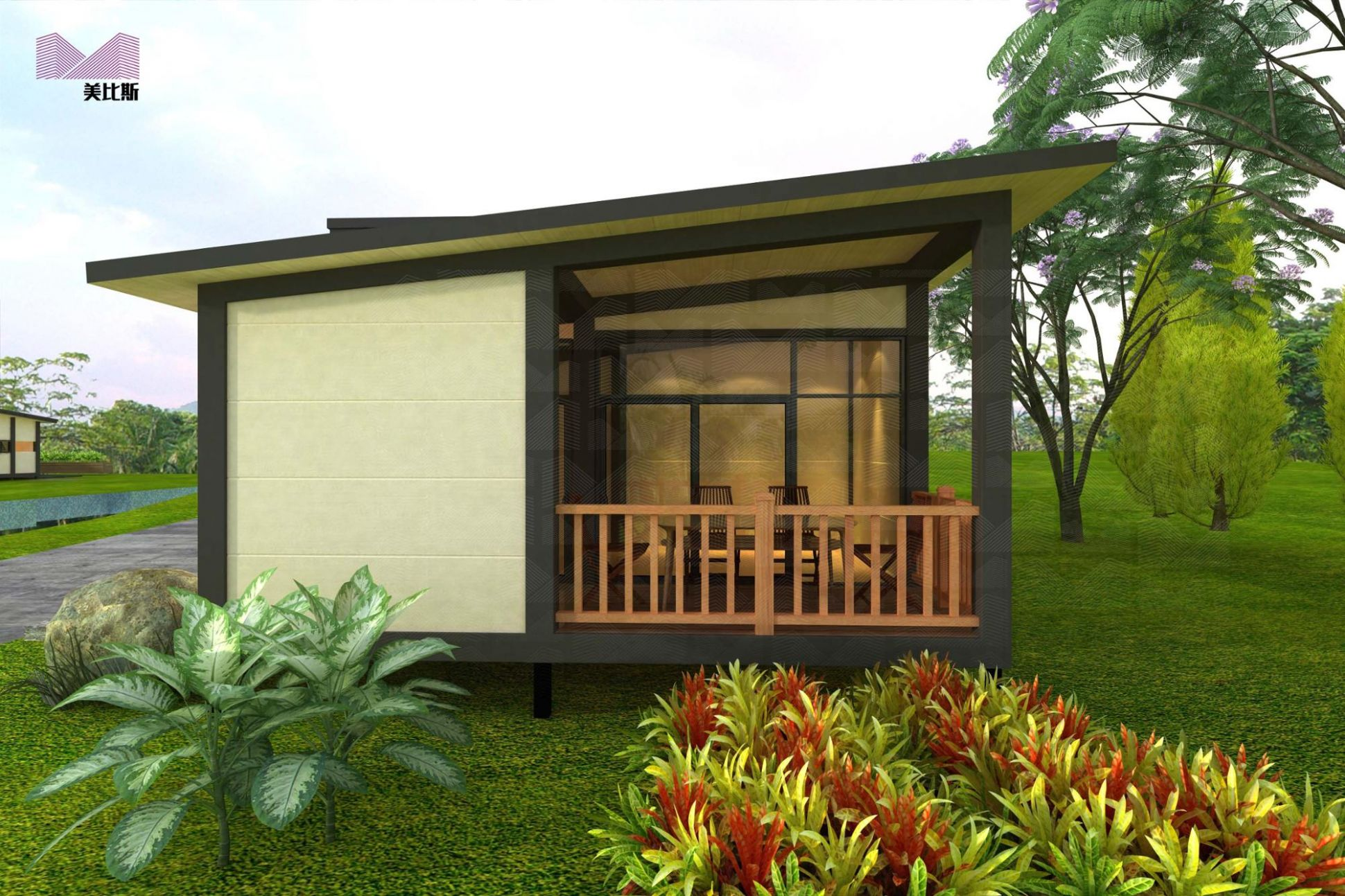 Tiny Houses Prefabricated Cabin For Sale Malaysia - Buy Tiny ..