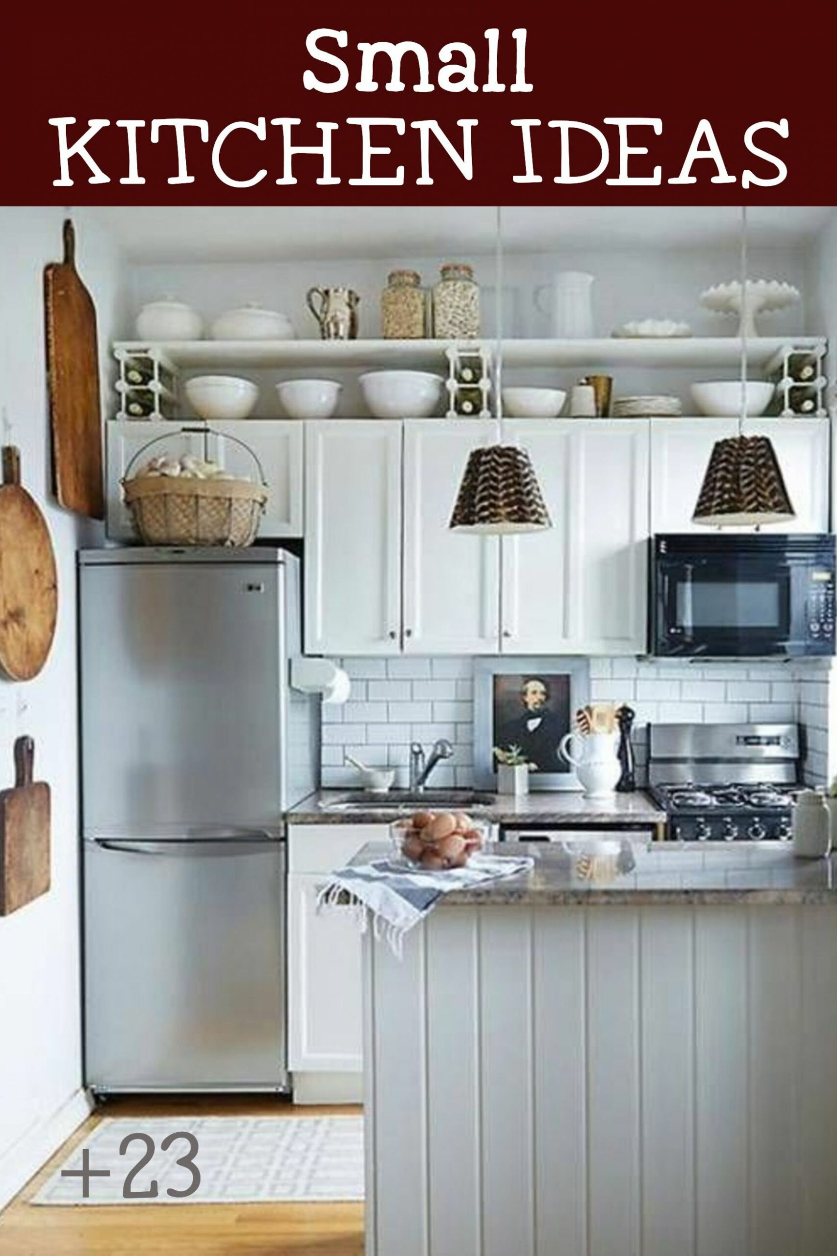 Tiny Kitchen Decor and Remodeling Ideas We Love in 11 | Tiny ..