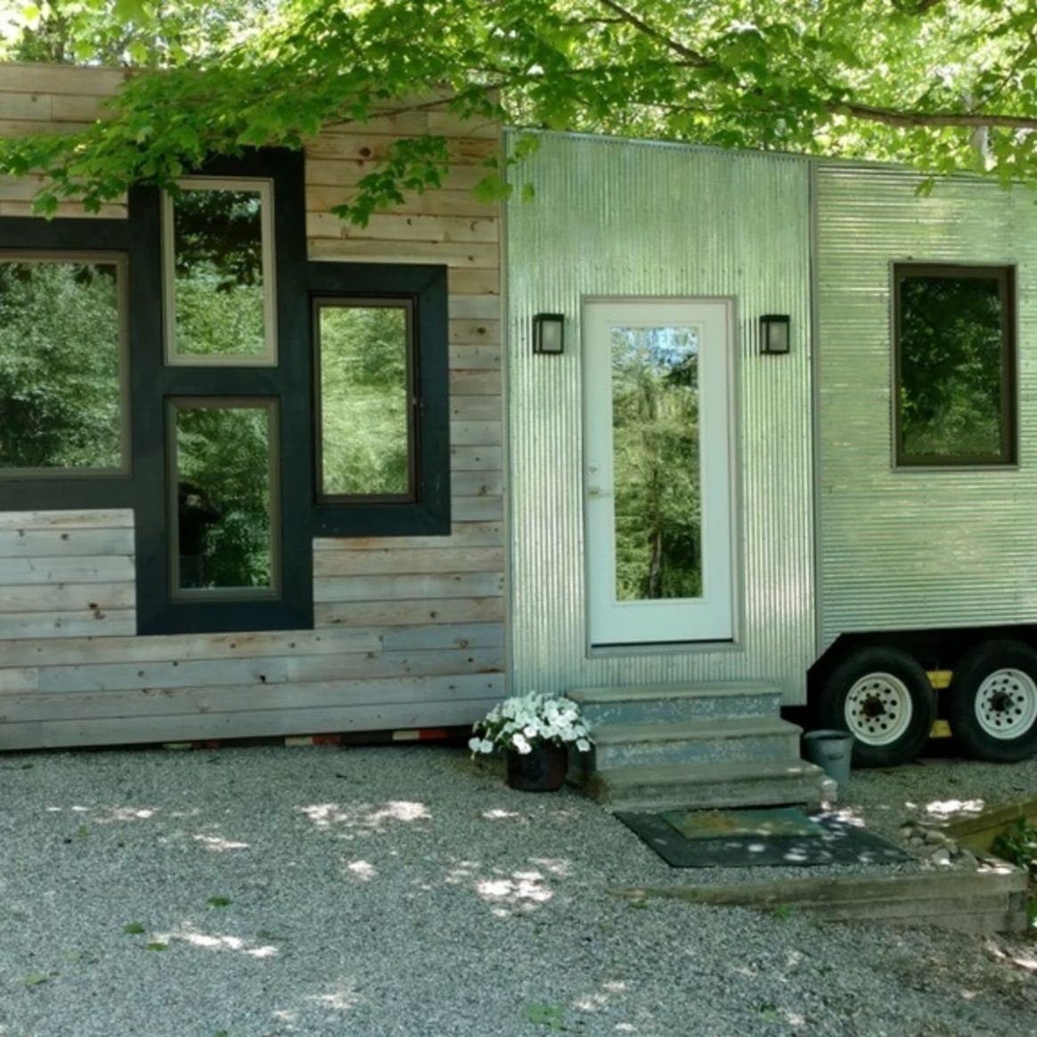 Tinyhaus - Tiny House for Sale in Sand Lake, Michigan - Tiny House Listings - tiny house michigan