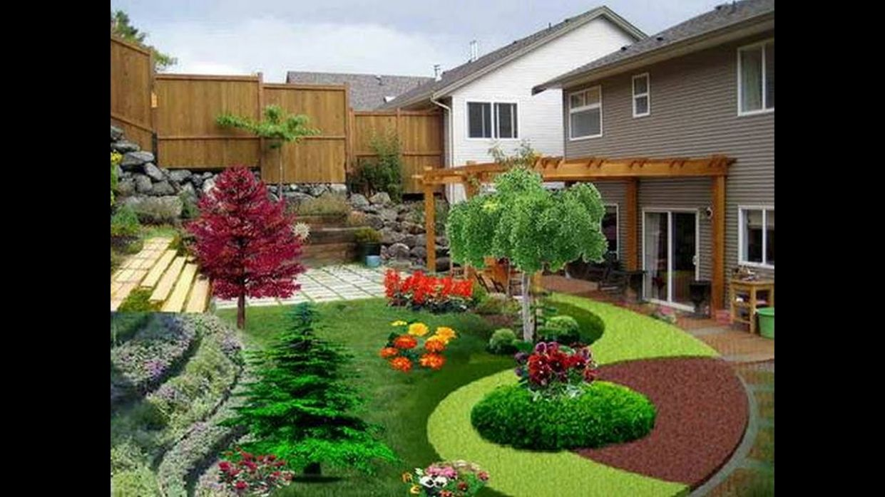 Tips for Front Yard Landscaping Ideas, Front House Garden Design ...