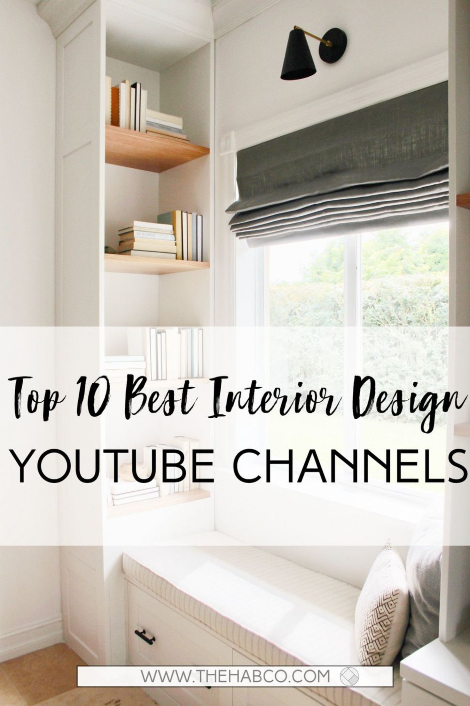 Top 11 Best Interior Design YouTube Channels — The Habitat ..