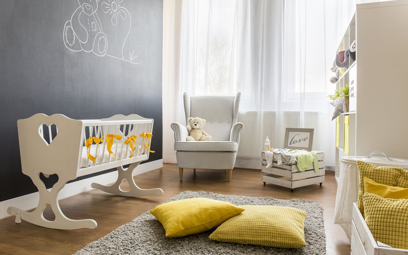 Top Ideas To Design Gender Neutral Baby Rooms - MyBayut - baby room neutral