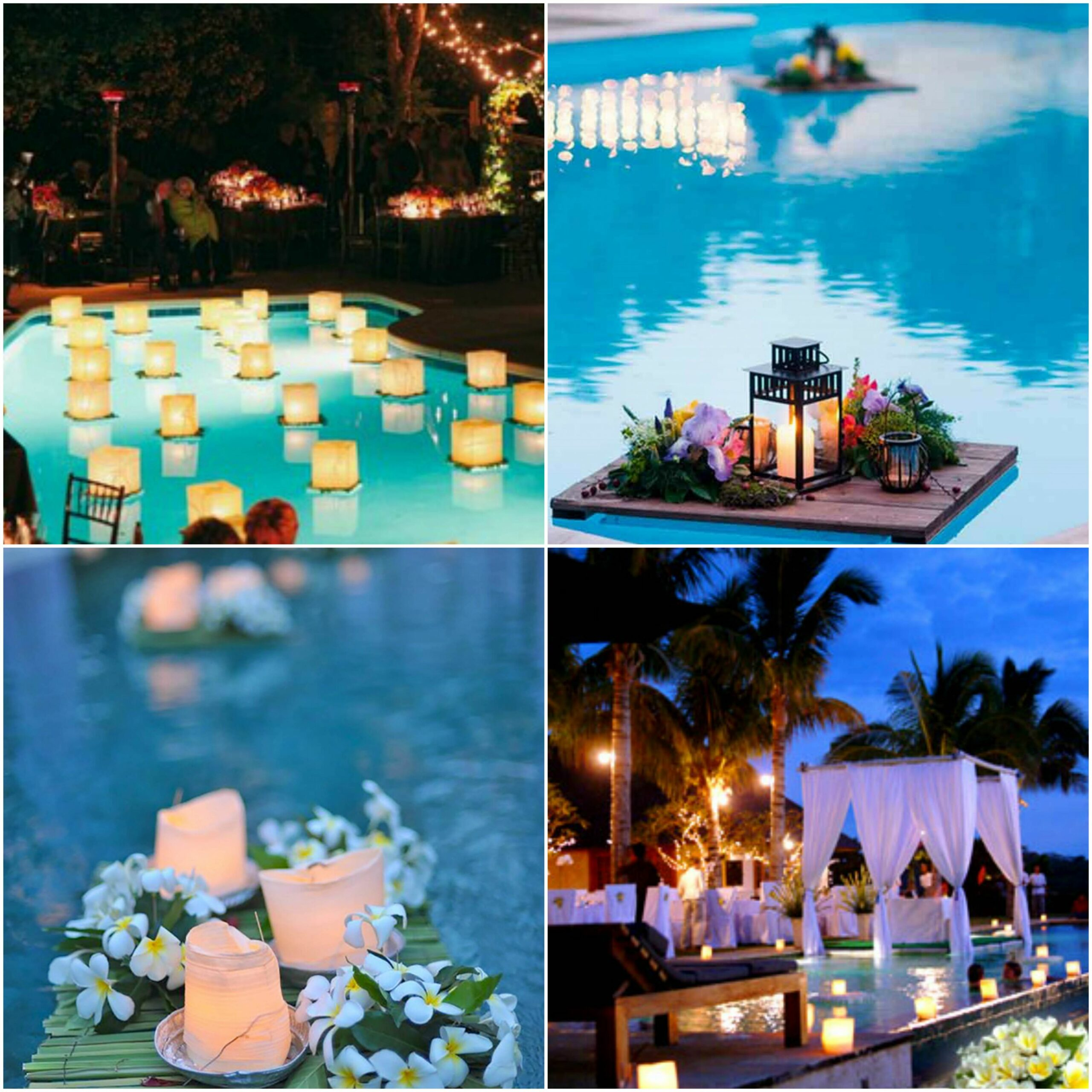 Top Poolside Decor Ideas For Your Wedding Pool Party! | Dubai ...