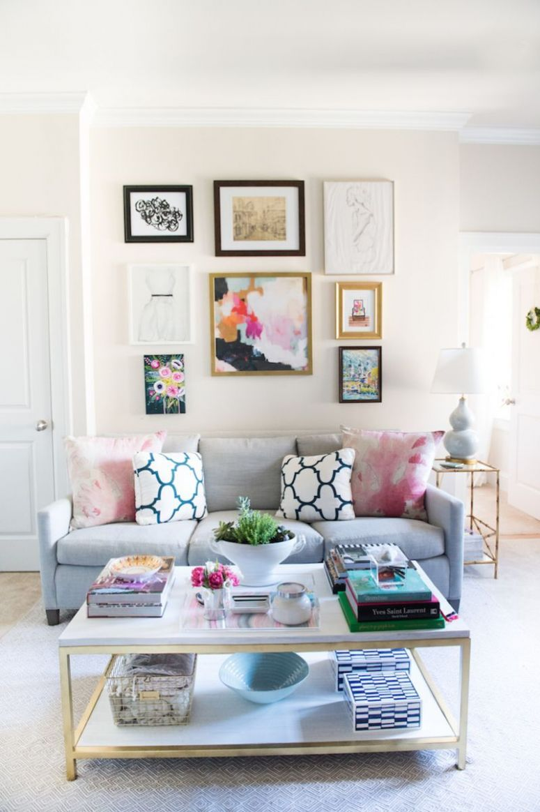 Tour a D.C. Designer's Colorful, Contemporary Apartment (With ...