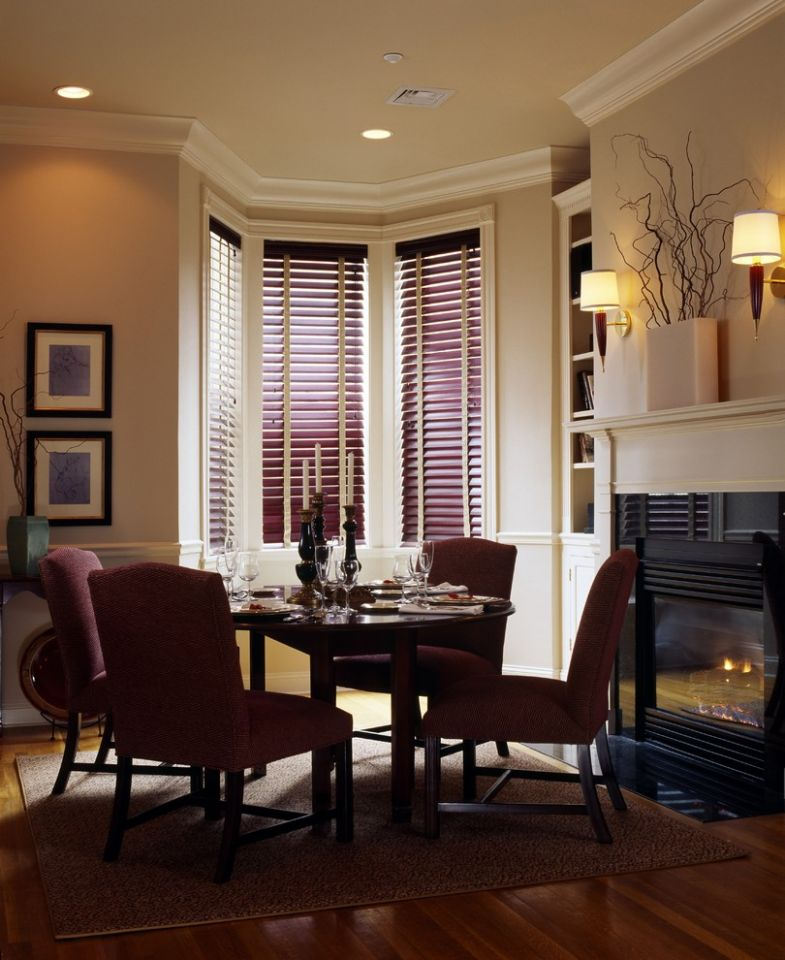 Traditional Dining Room Decorating ideas Superb crown moulding
