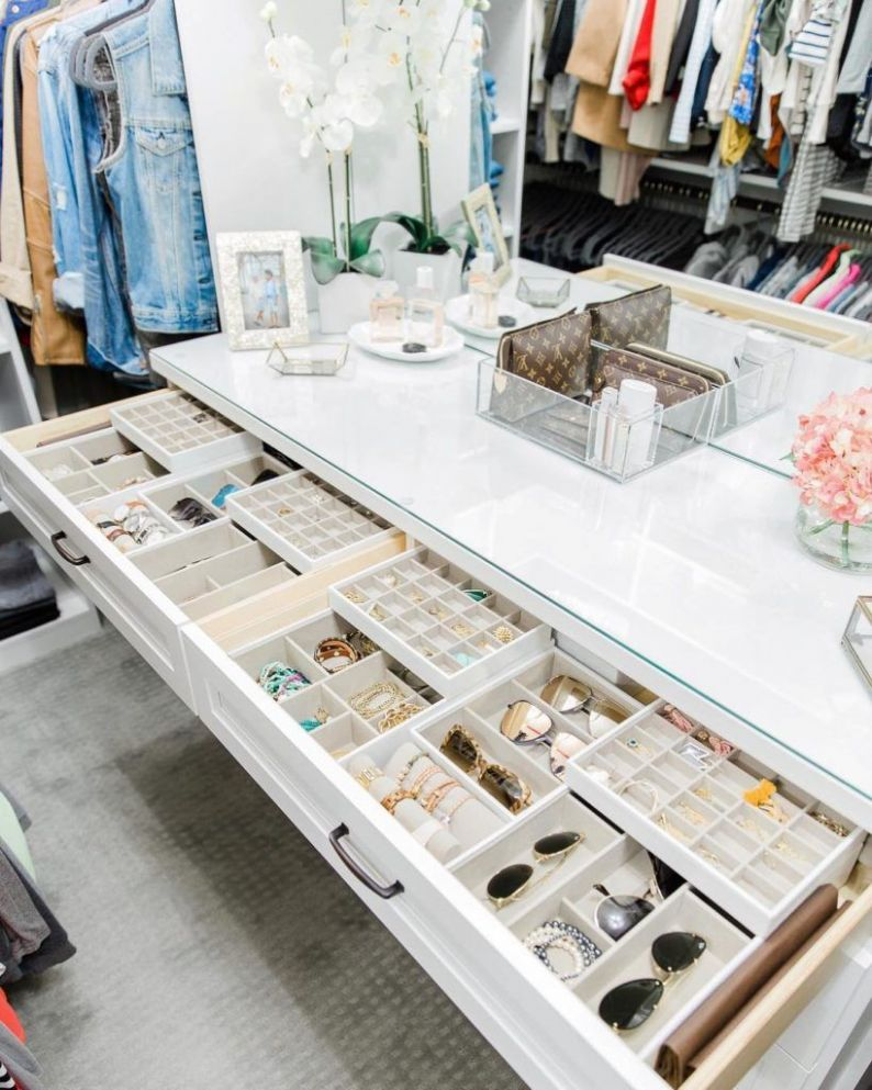 Trending Walk in closet designs and ideas for your home | Closet ...