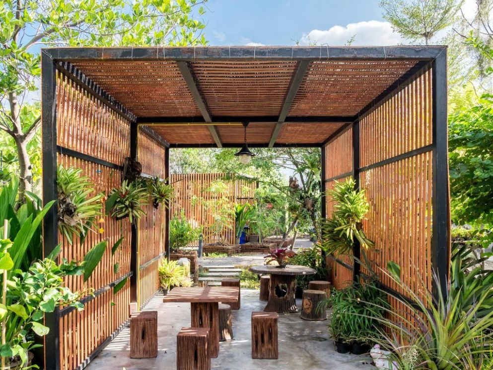 Tropical garden design ideas to inspire your outdoor space (With ...