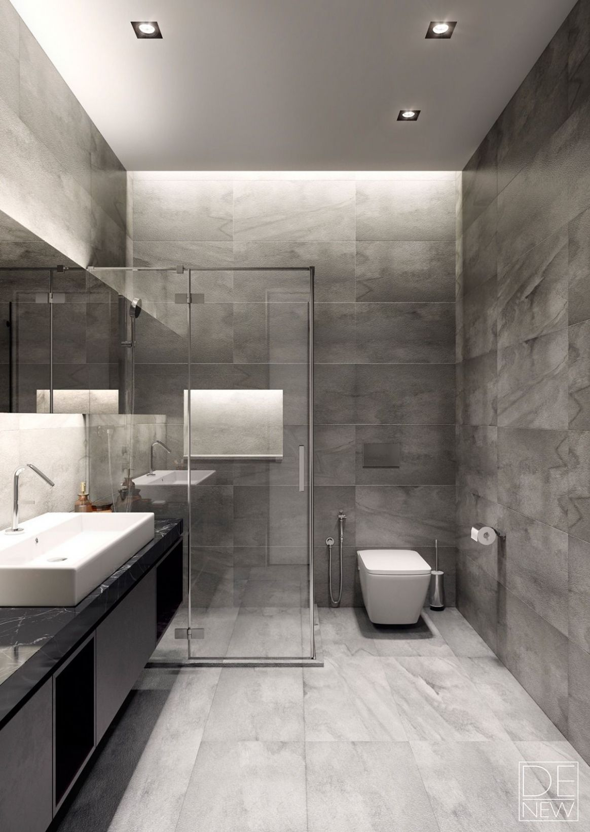 Two Apartments With Texture: One Soft, One Sleek (With images ..