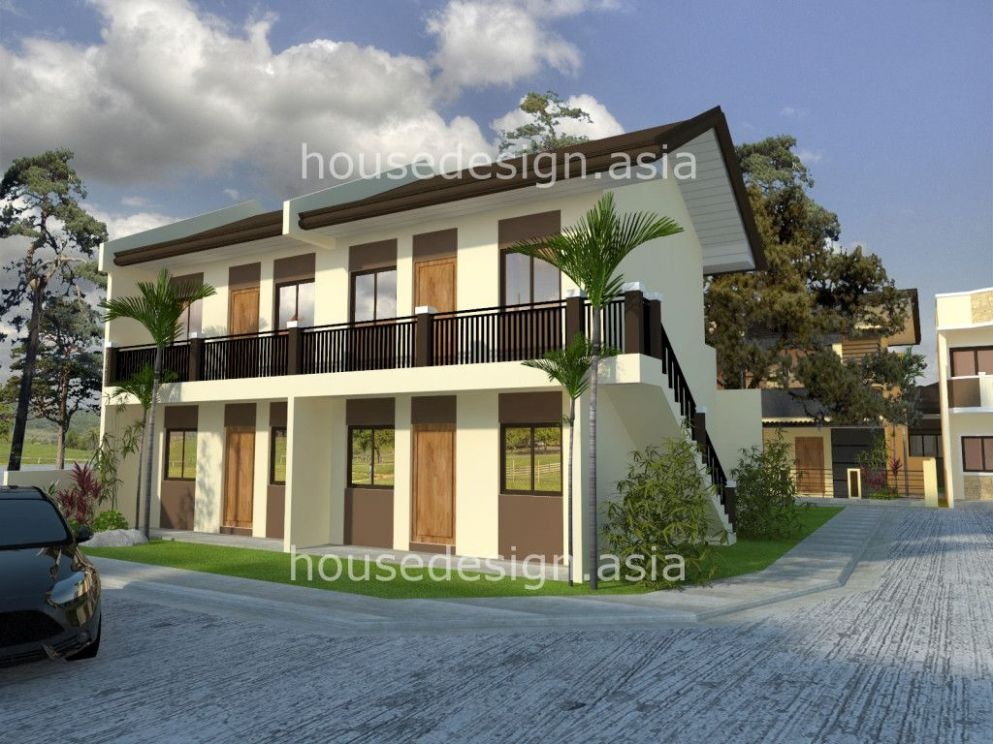 Two Story Apartment With 10 units (With images) | Apartments ..