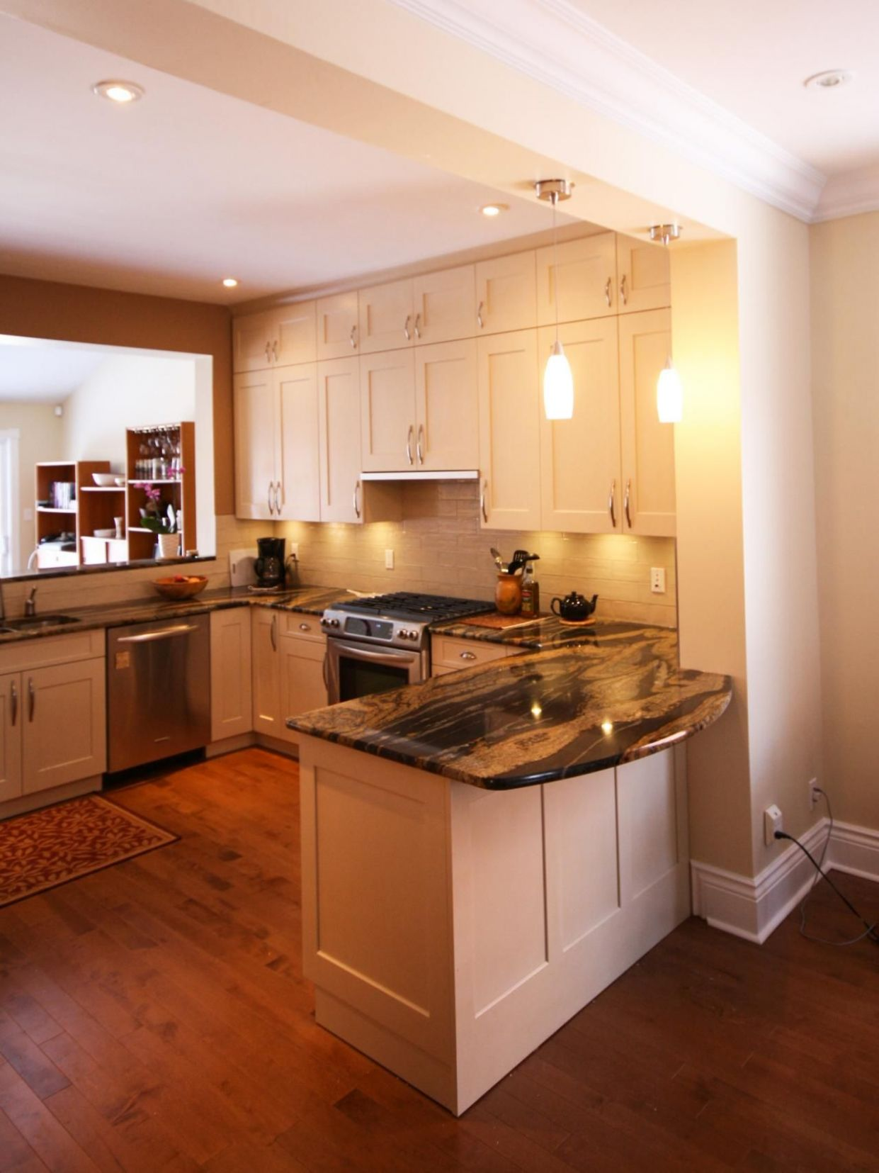 U-Shaped Kitchen Design Ideas: Pictures & Ideas From (With images ..