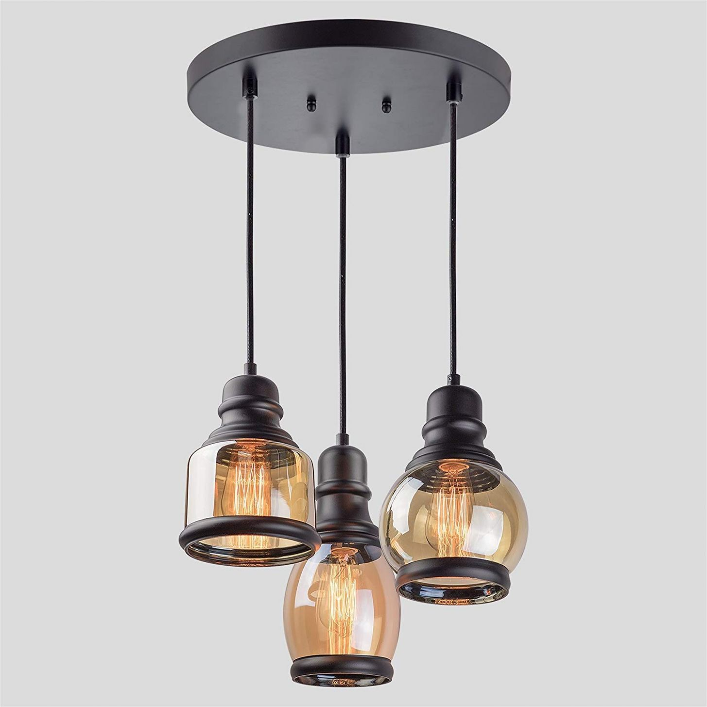 Ultimate Decorative Classic Ceiling Pendant Lamp for Living Room Bedroom  and Home Decor (Multicolour)