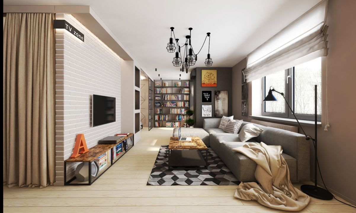 Ultimate Studio Design Inspiration: 10 Gorgeous Apartments
