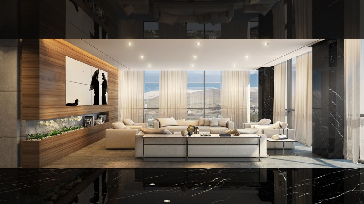 Ultra Luxury Apartment Design - apartment design luxury