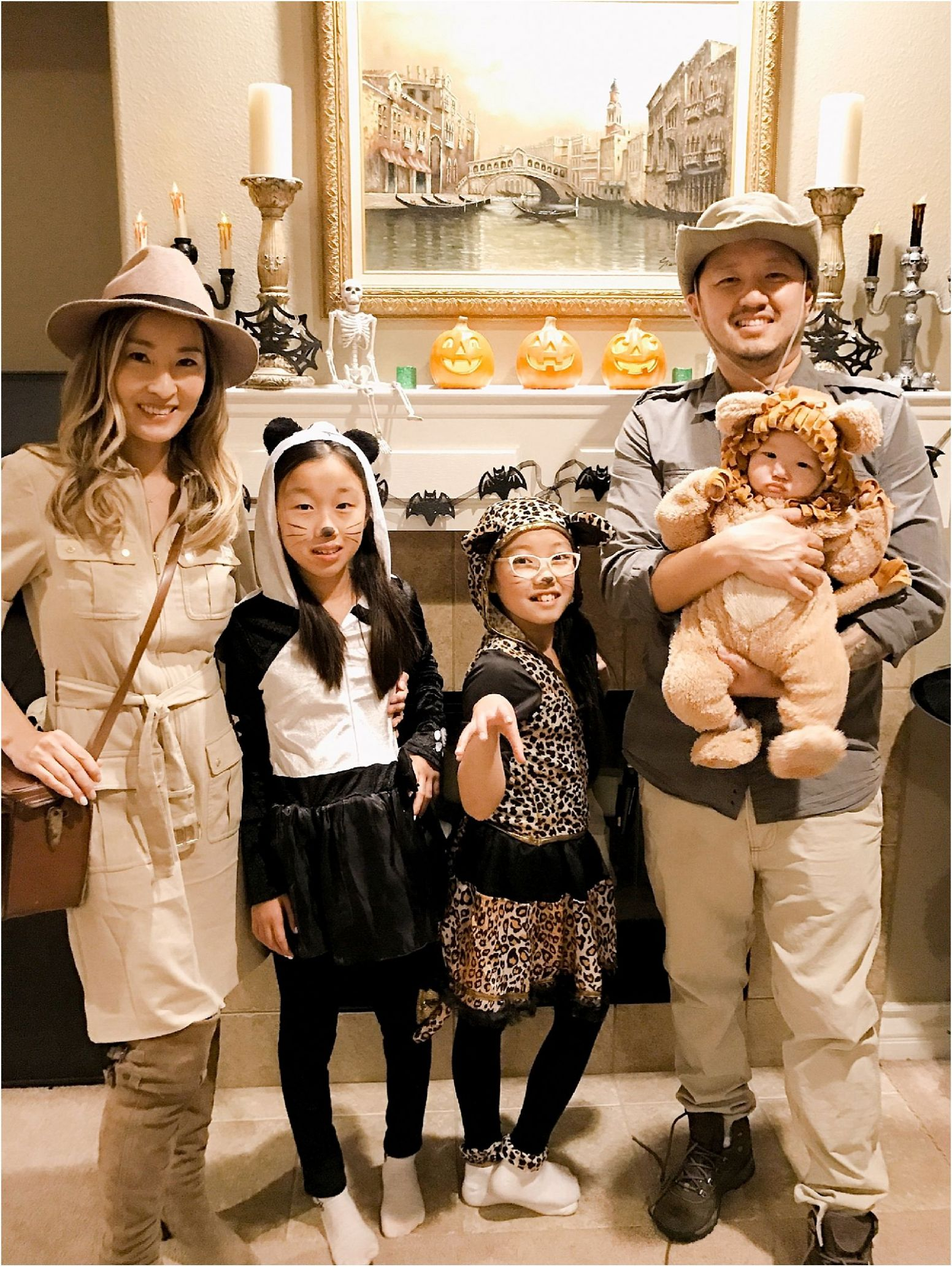 Unique Family Halloween Costume Ideas (With images) | Animal ...