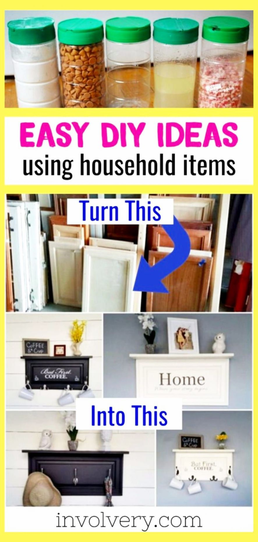 Upcycle Projects and Ideas - DIY Upcycled Household Items and Junk ..