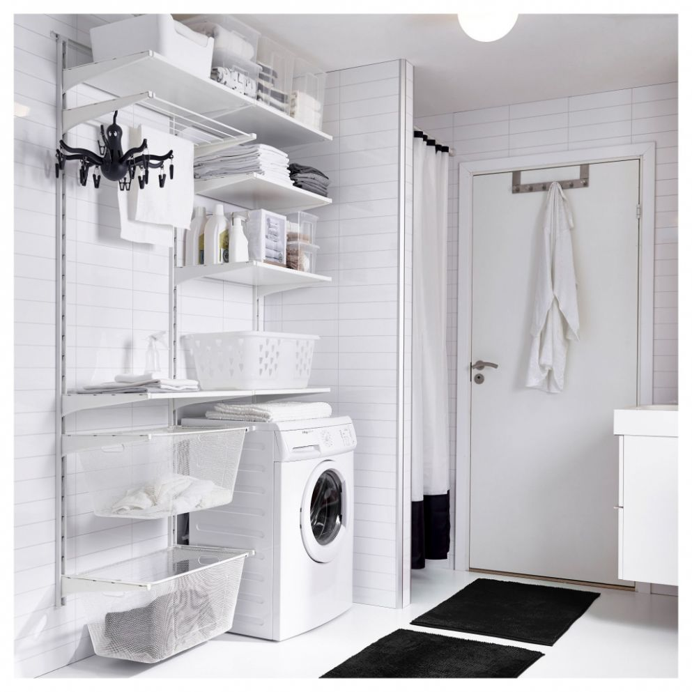 Utility Room Ideas Ikea Beautiful Laundry Interior And Decoration ..
