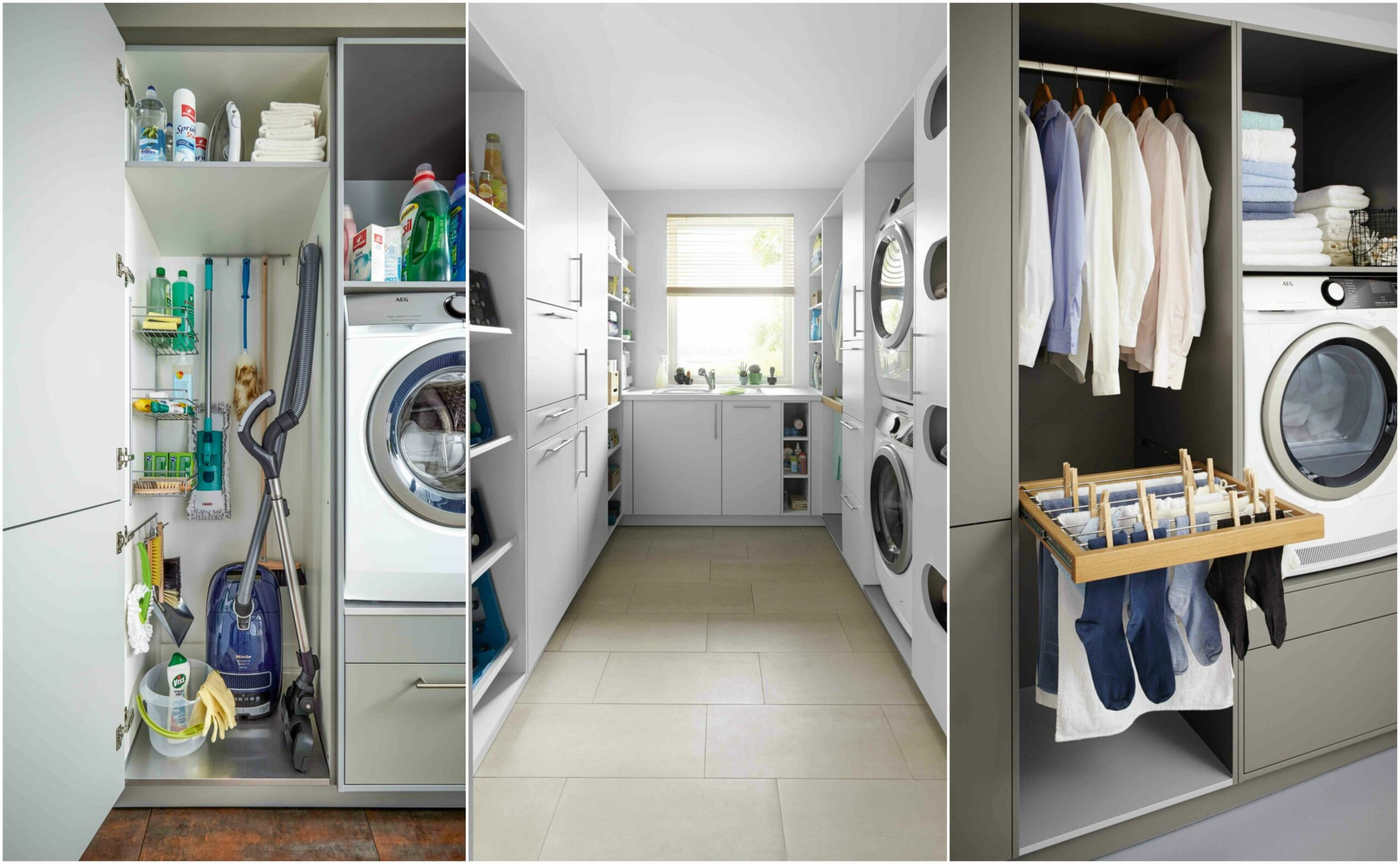 Utility Room Storage: 12 Ideas To Make Everyday Tasks Simple