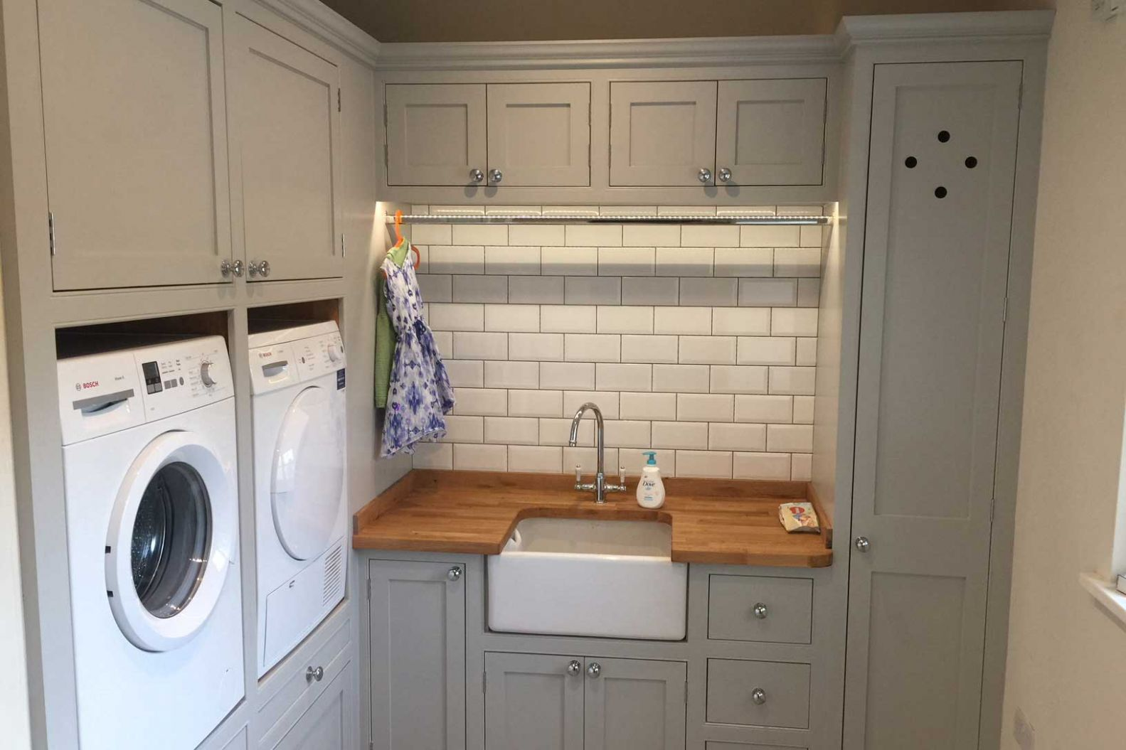 Utility Rooms | The Victorian Kitchen Company | Utility Room Ideas ...