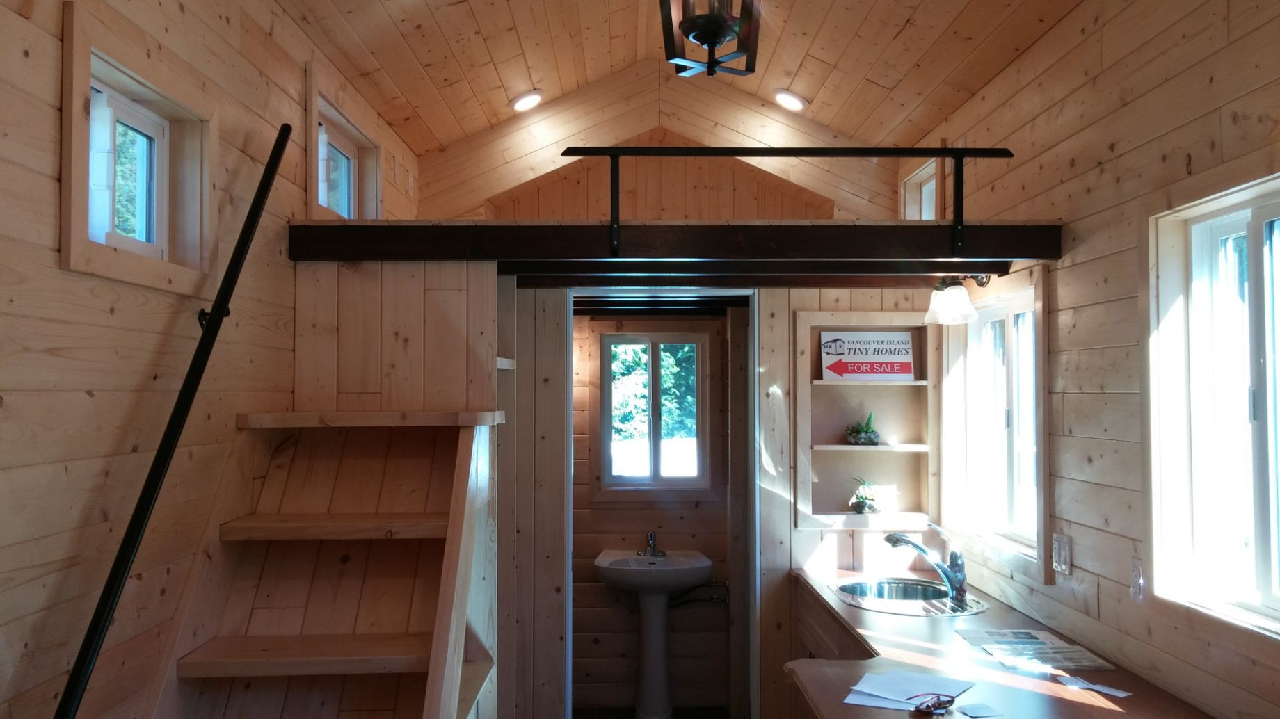 Vancouver Island Tiny Homes - Welcome