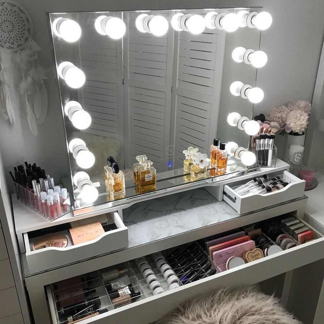 Vanity Collections For all your Modern Makeup Storage needs ...