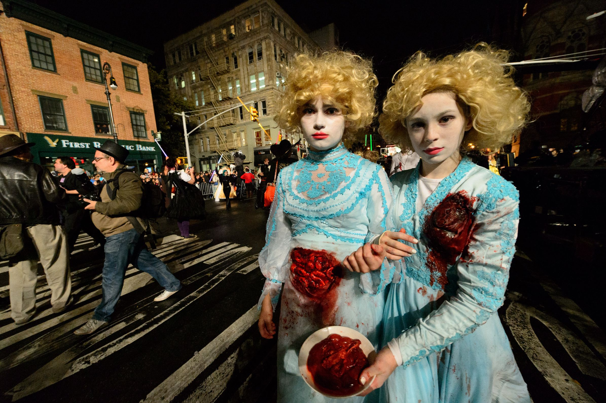 Village Halloween Parade in NYC 8 Including How To Join