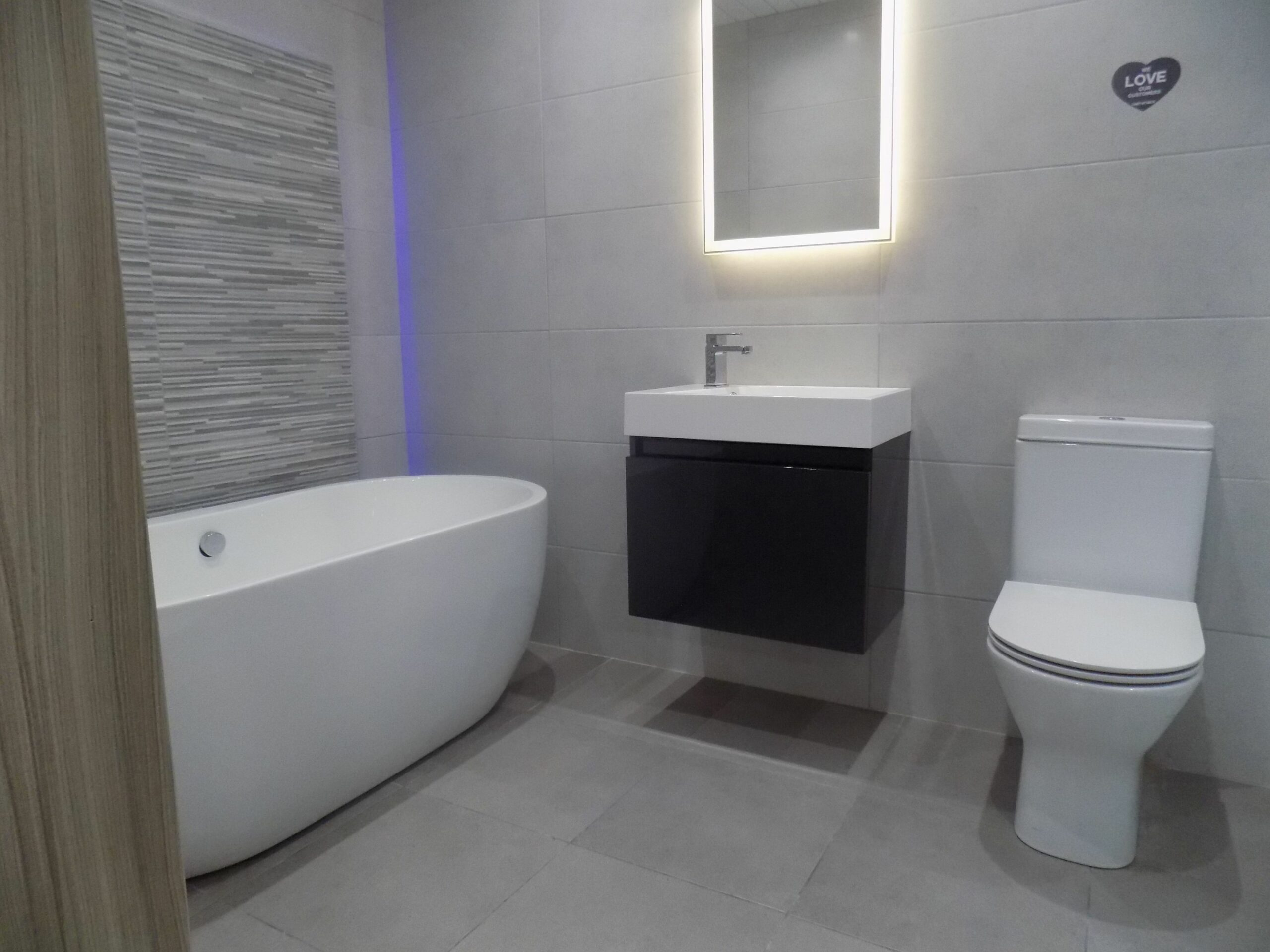 Visit our Dublin showroom | Bathroom store, Bathroom suites ..