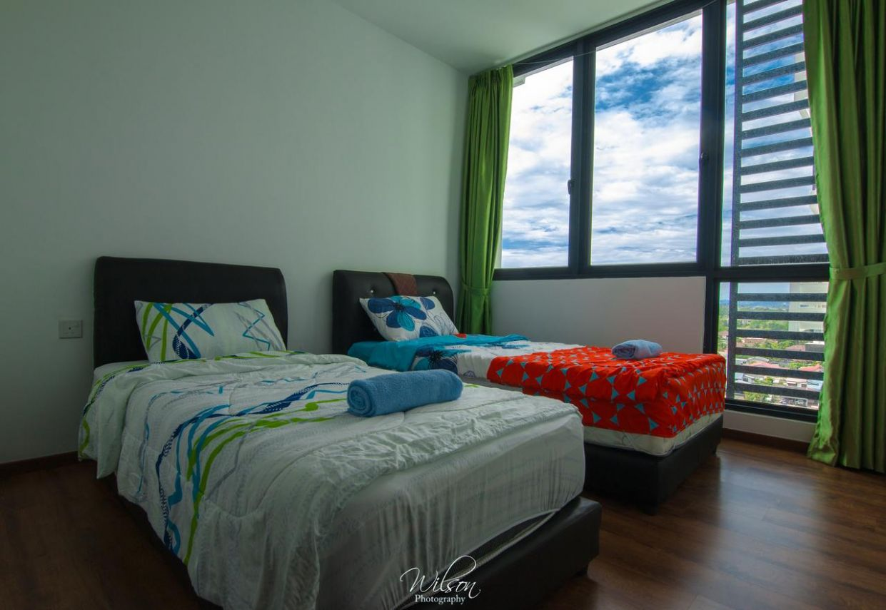 VIVACITY 9 BEDROOMS APARTMENT COMFY STAY, Kuching, Malaysia ..