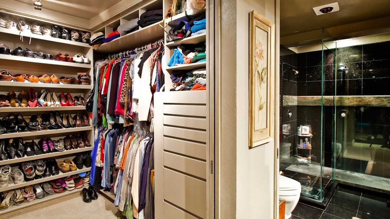 Walk In Closet Ideas For Small Spaces - YouTube - walk in closet ideas youtube