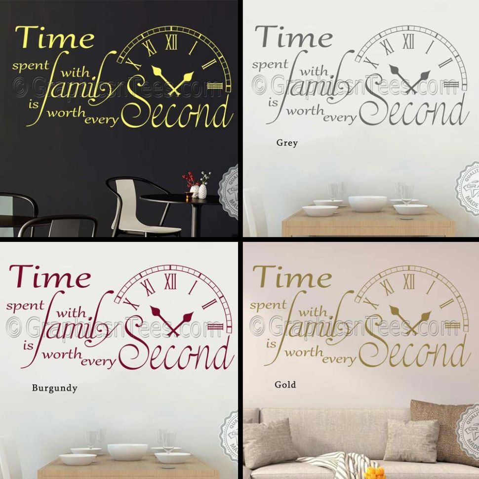 Wall Art Quotes For Living Room - Home Design Ideas