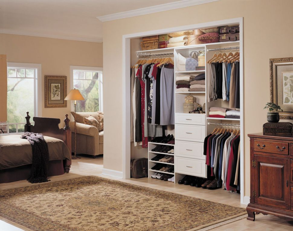 Wardrobe Design Ideas For Your Bedroom (12 Images)