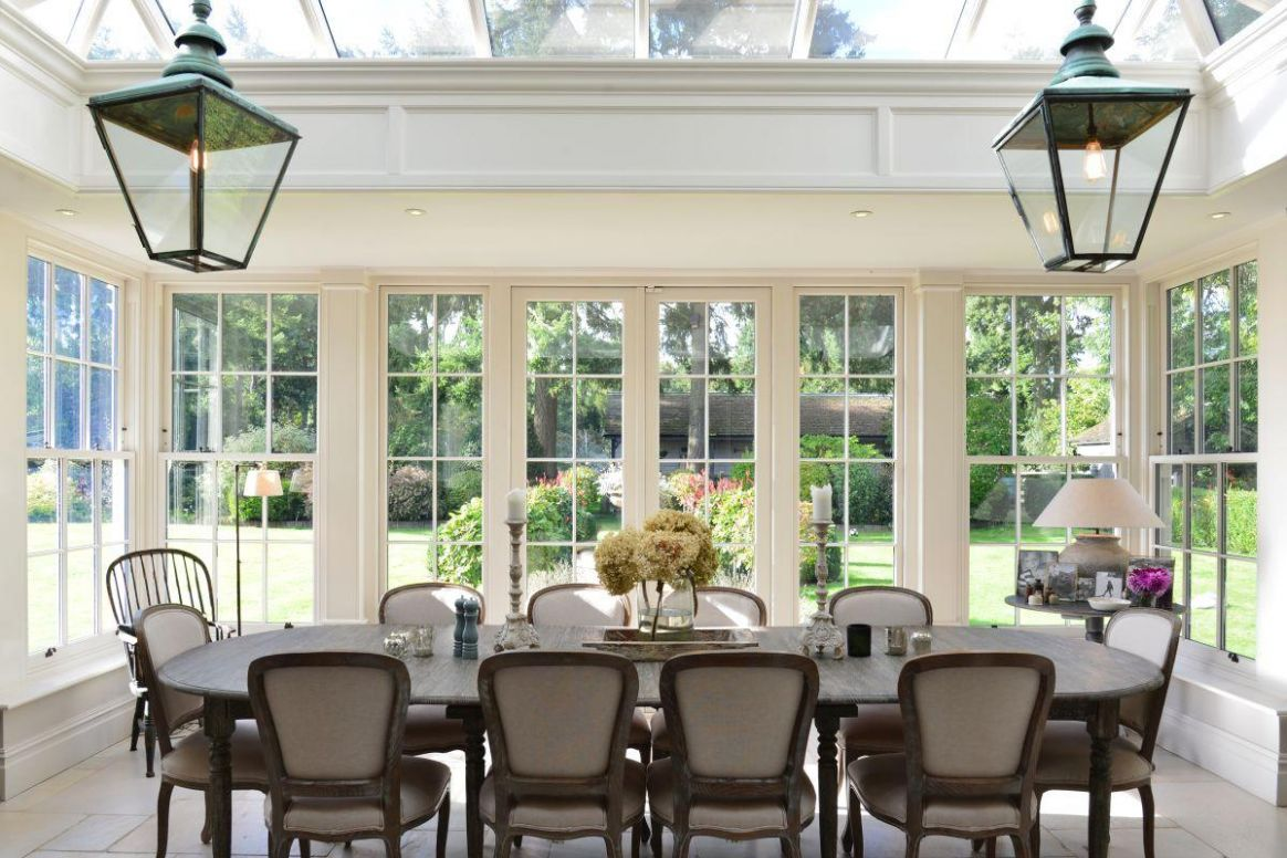 What Do You Use Your Orangery Or Garden Room For?