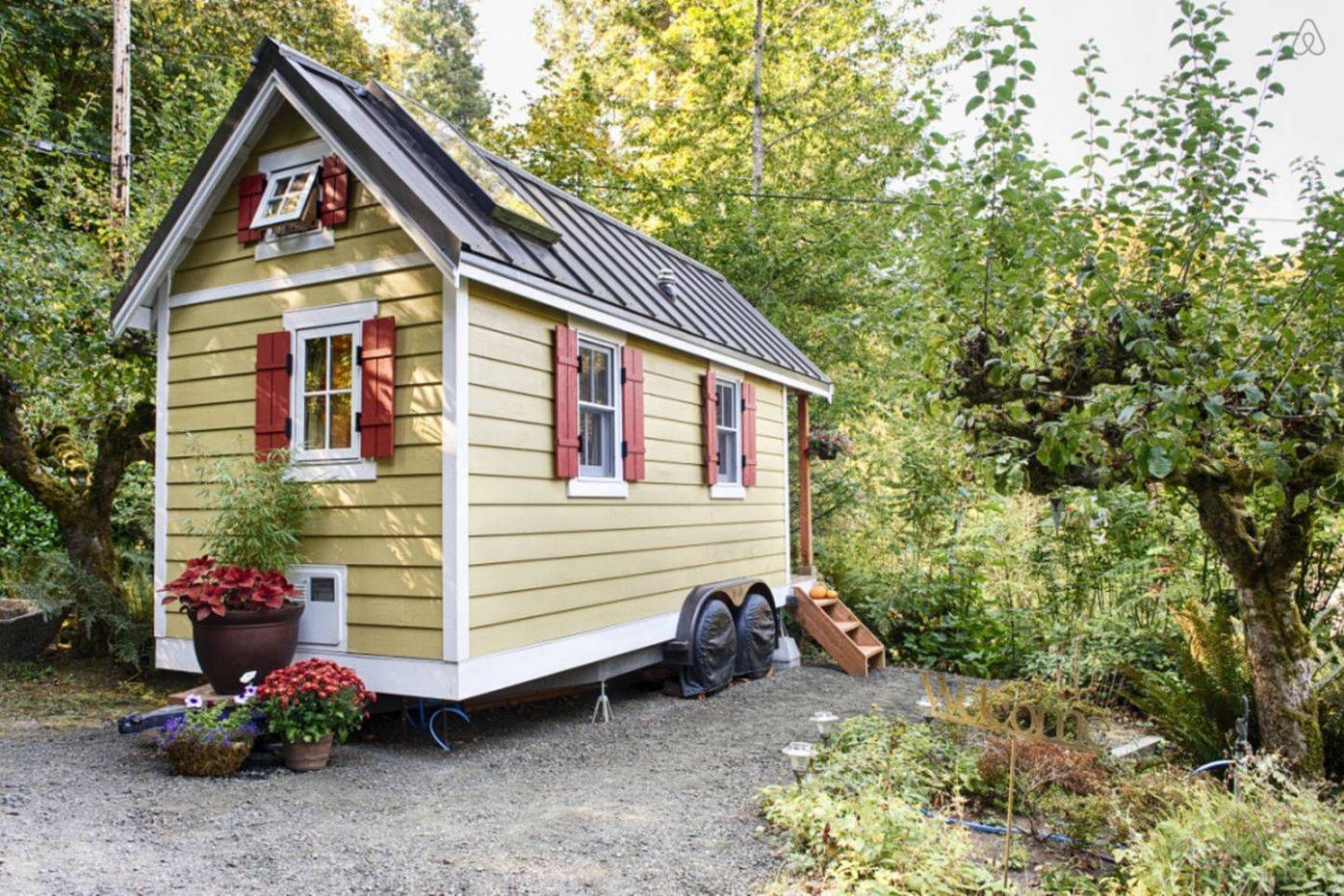 What is a Tiny House – Marjolein in het klein