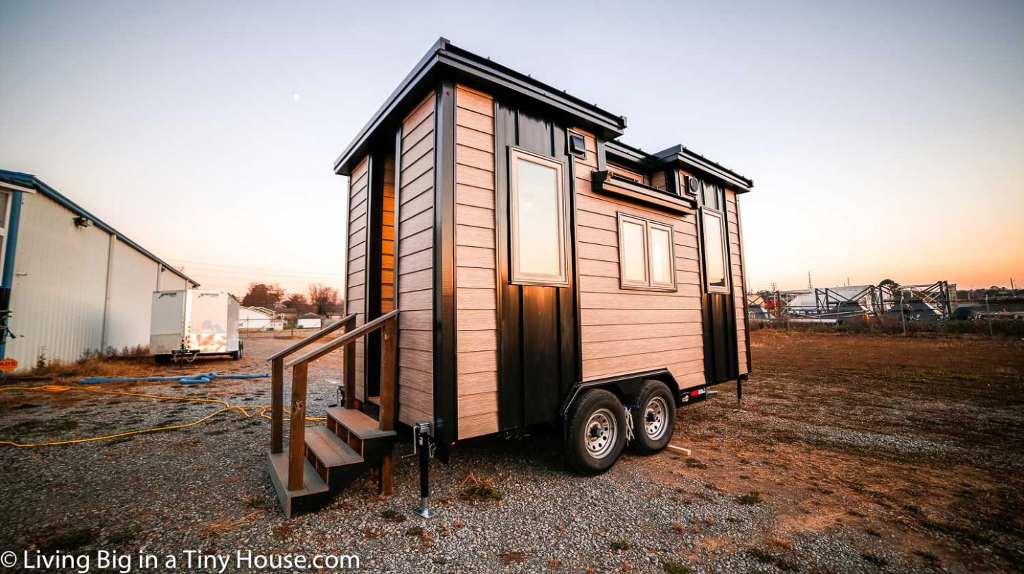 What You Need To Know About Tiny House Trailers | Living Big In A ...