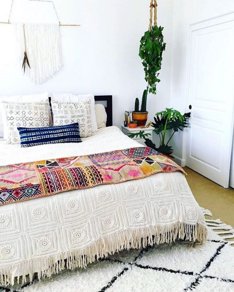 Why A Boho Chic Bedroom Decor Might Be The Solution to 9 ...