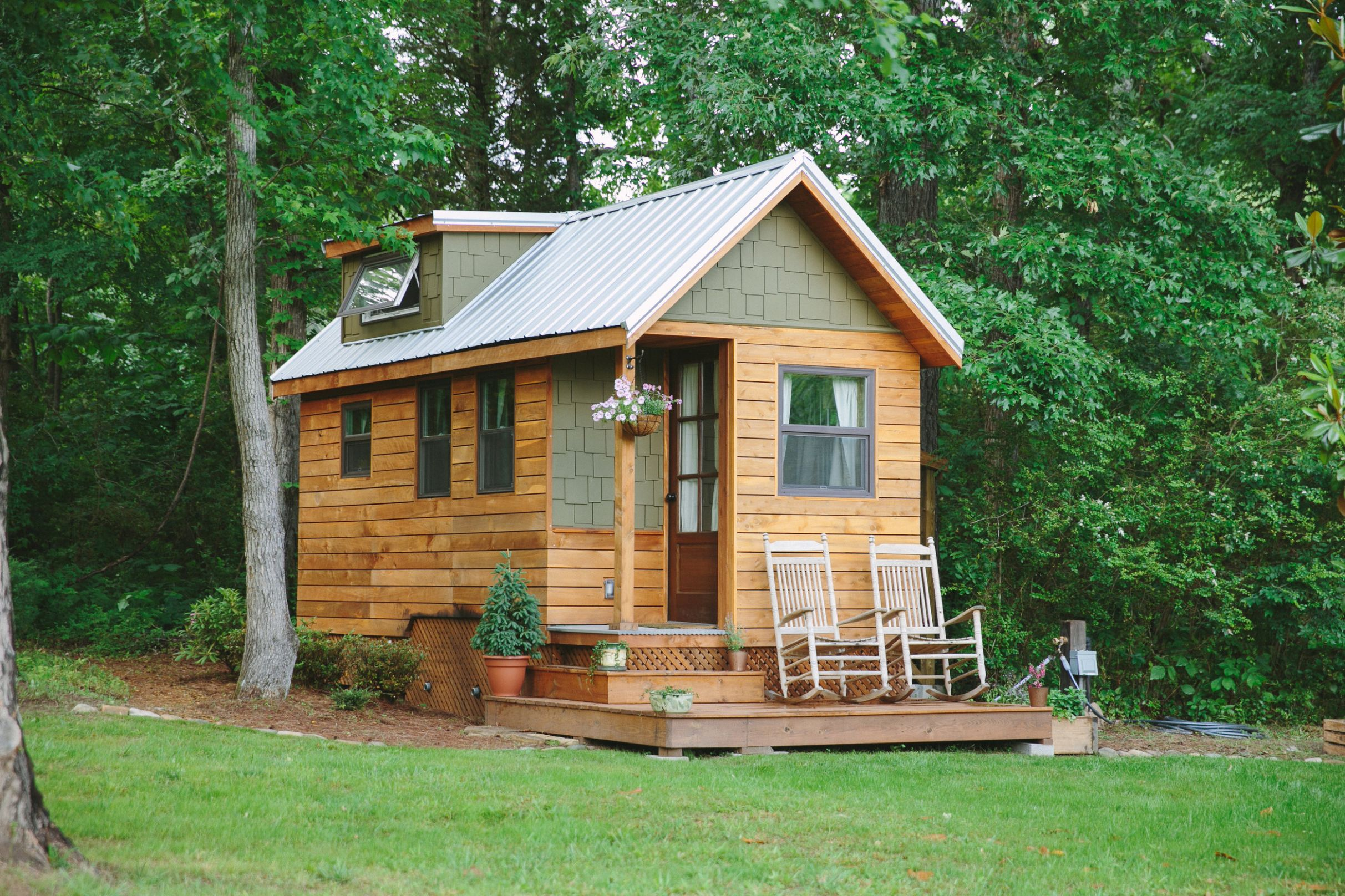 Wind River Tiny Homes - tiny house rent to own