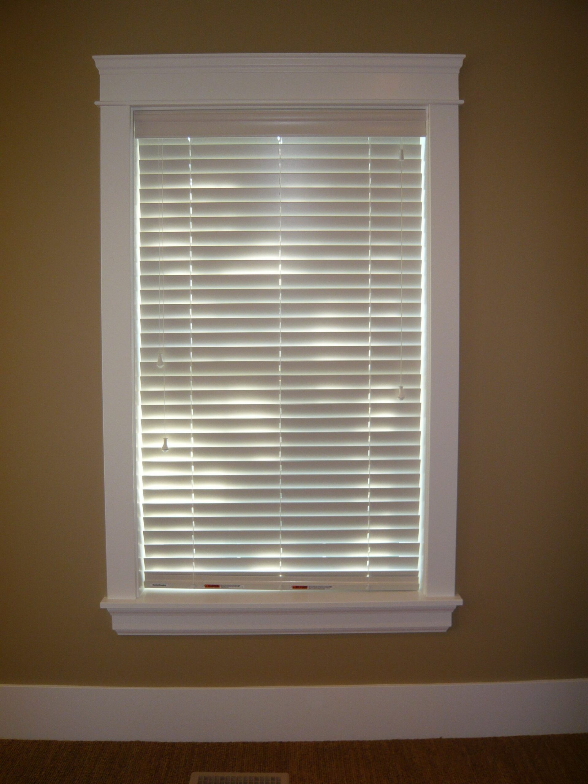 window moulding (With images) | Molding around windows, Interior ...