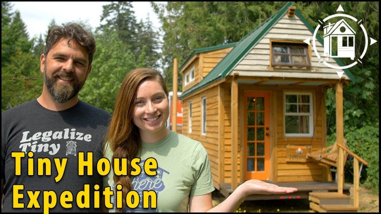 World's Most Traveled Tiny House! - Adorable Inside Tour