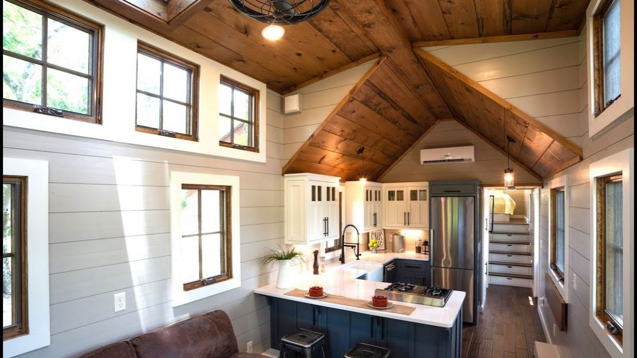 XL Tiny House Is Absolutely Gorgeous - tiny house xl for sale