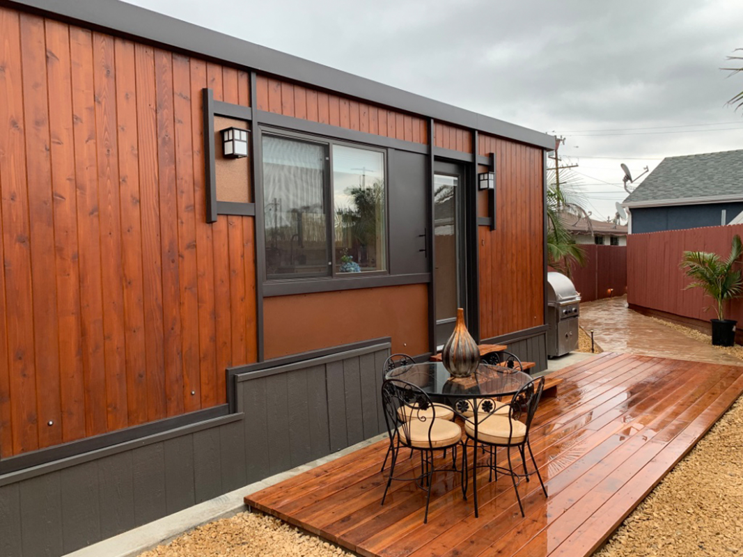 You can get a $8,8 tiny house for free if you use it as a ..