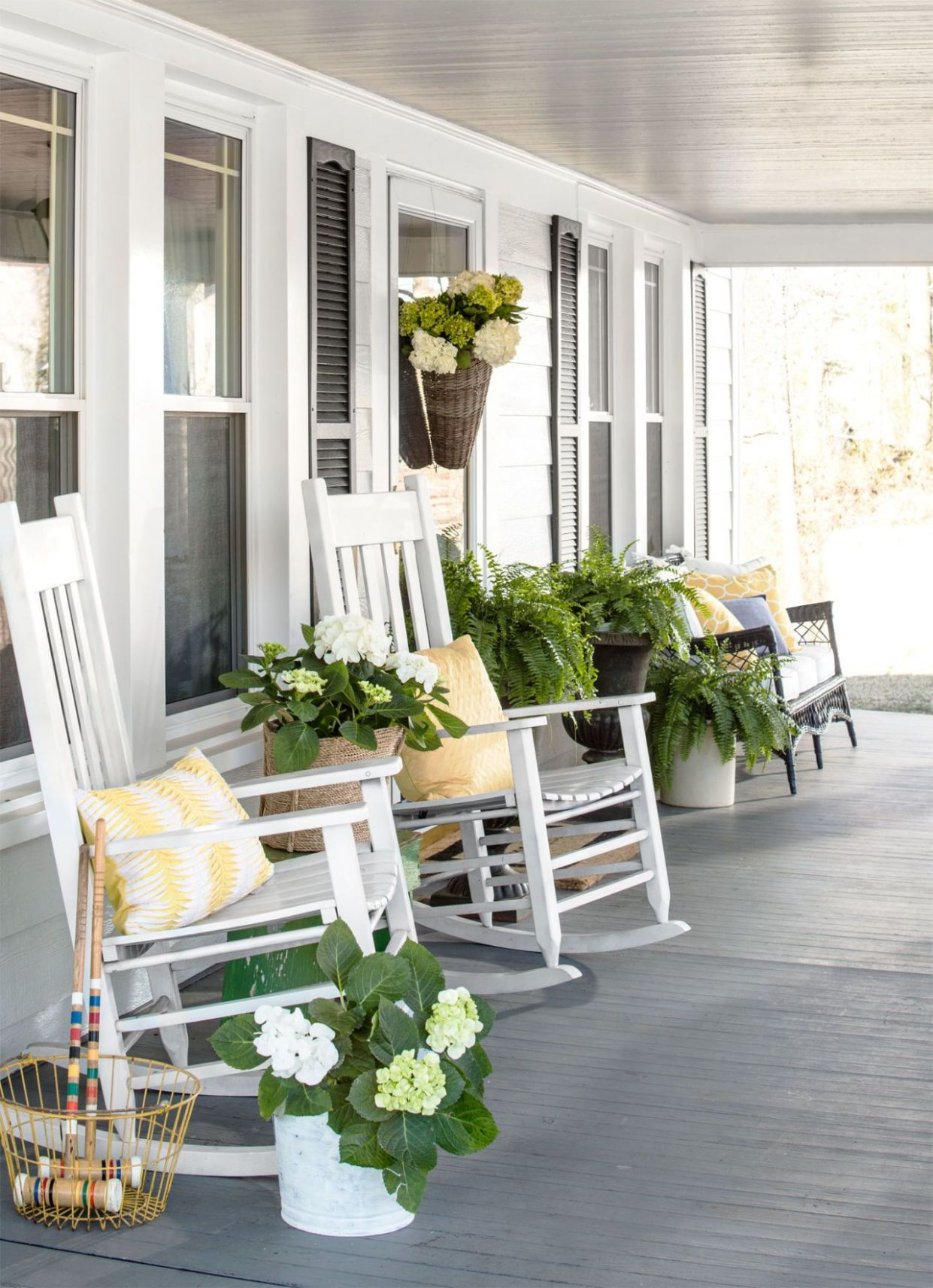 Your Home Is Way Unluckier Than You Thought | Porch furniture ..